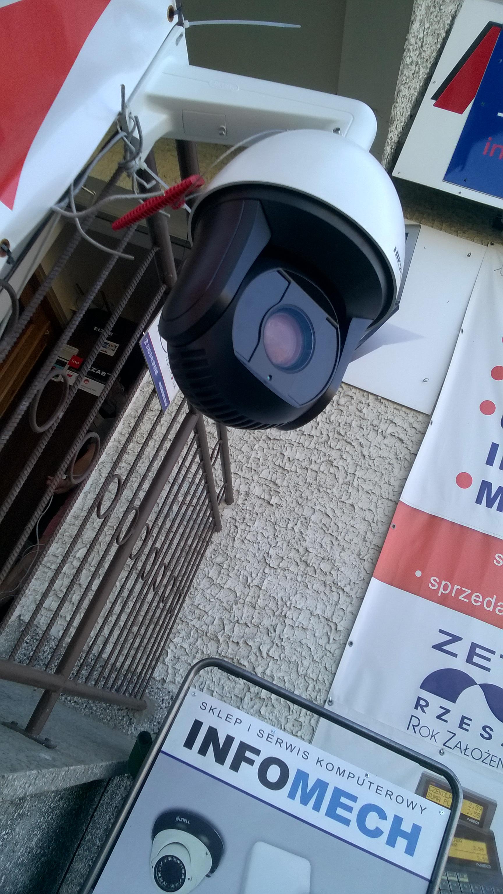 HIKVISION kamery cyfrowe IP fullhd hdtvi ahd hdcvi rejestratory Stalowa Wola Monitoring Biłgoraj infomech