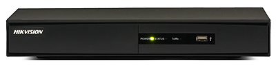 Cyfrowy rejestrator M75204 HD-TVI 4-kanałowy Hikvision DS-7204HGHI-SH (1080p, 12kl./s, H.264, HDMI, VGA)