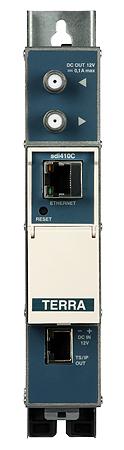 Streamer IPTV DVB-T/T2/C-IP sti 410C Standard: DVB-T, DVB-T2, DVB-C R81604