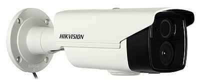 """Oświetlacz """"Black Glass"""" w kamerze Hikvision DS-2CE16D5T-AVFIT3 M7576"""