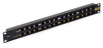 16-portowy panel PoE M1611