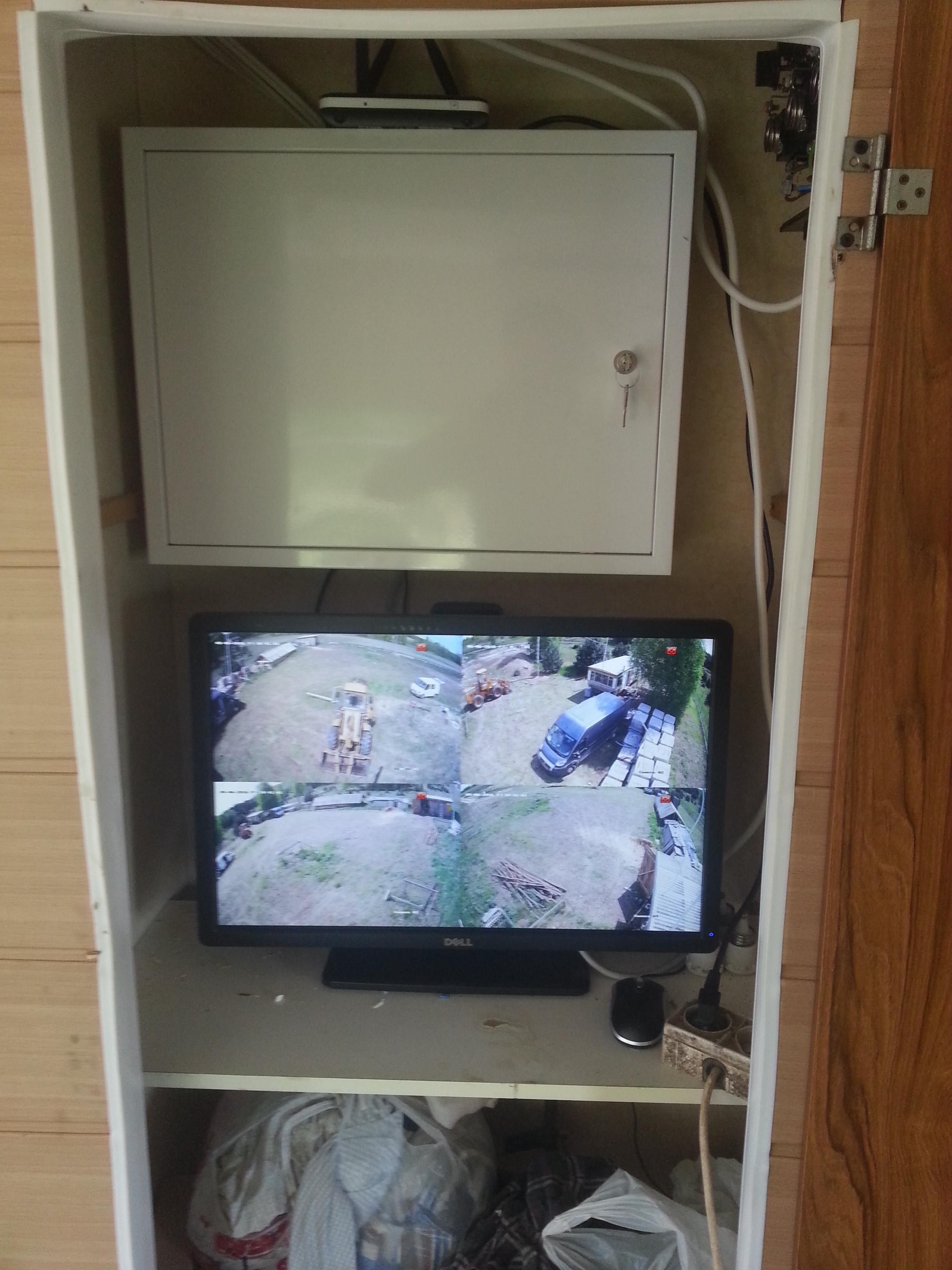 monitoring placu budowy hikvision full hd kamery turbo hd stalowa wola nisko monitoring budowy przez internet infomech