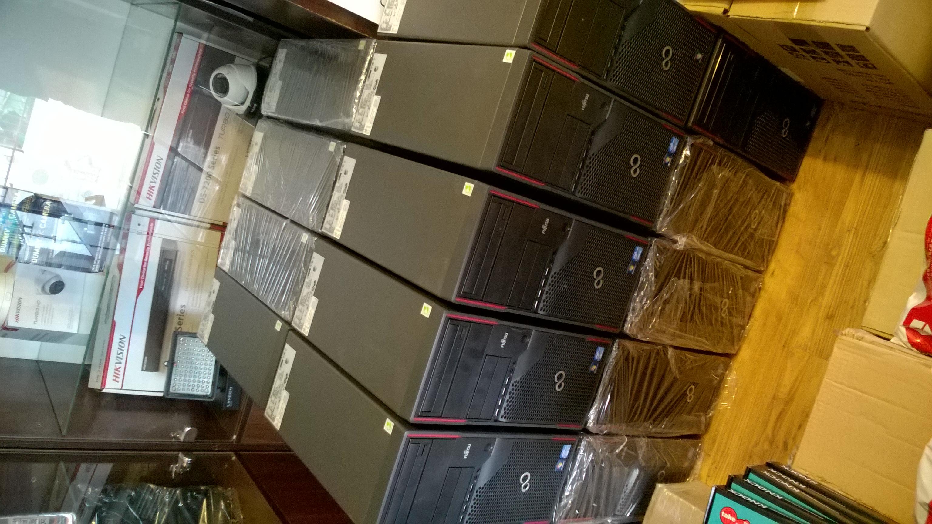 WP_20160829_006Oferujemy komputery firmowe DELL FUJITSU HP  IBM