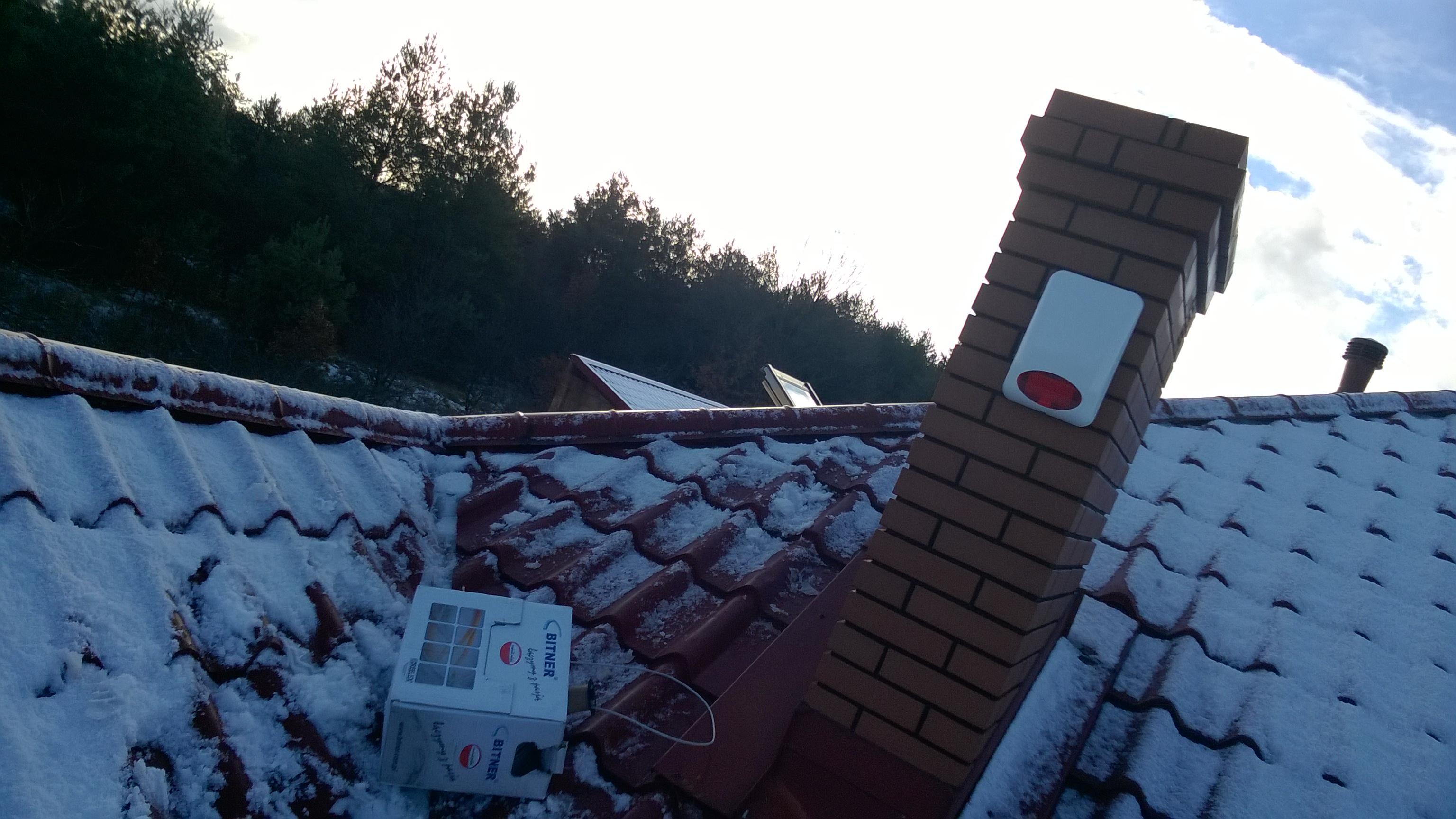 Montaż systemu alarmowego SSWIN Satel Versa dom jednorodzinny okolice Stalowa Wola