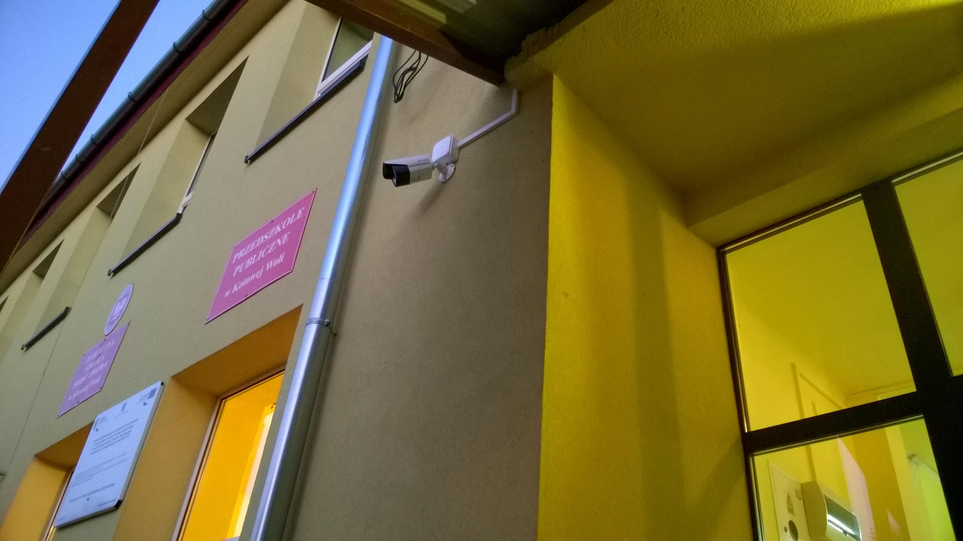 Monitoring Telewizja przemysłowa CCTV kotowa wola szkoła monitoring tarnobrzeg