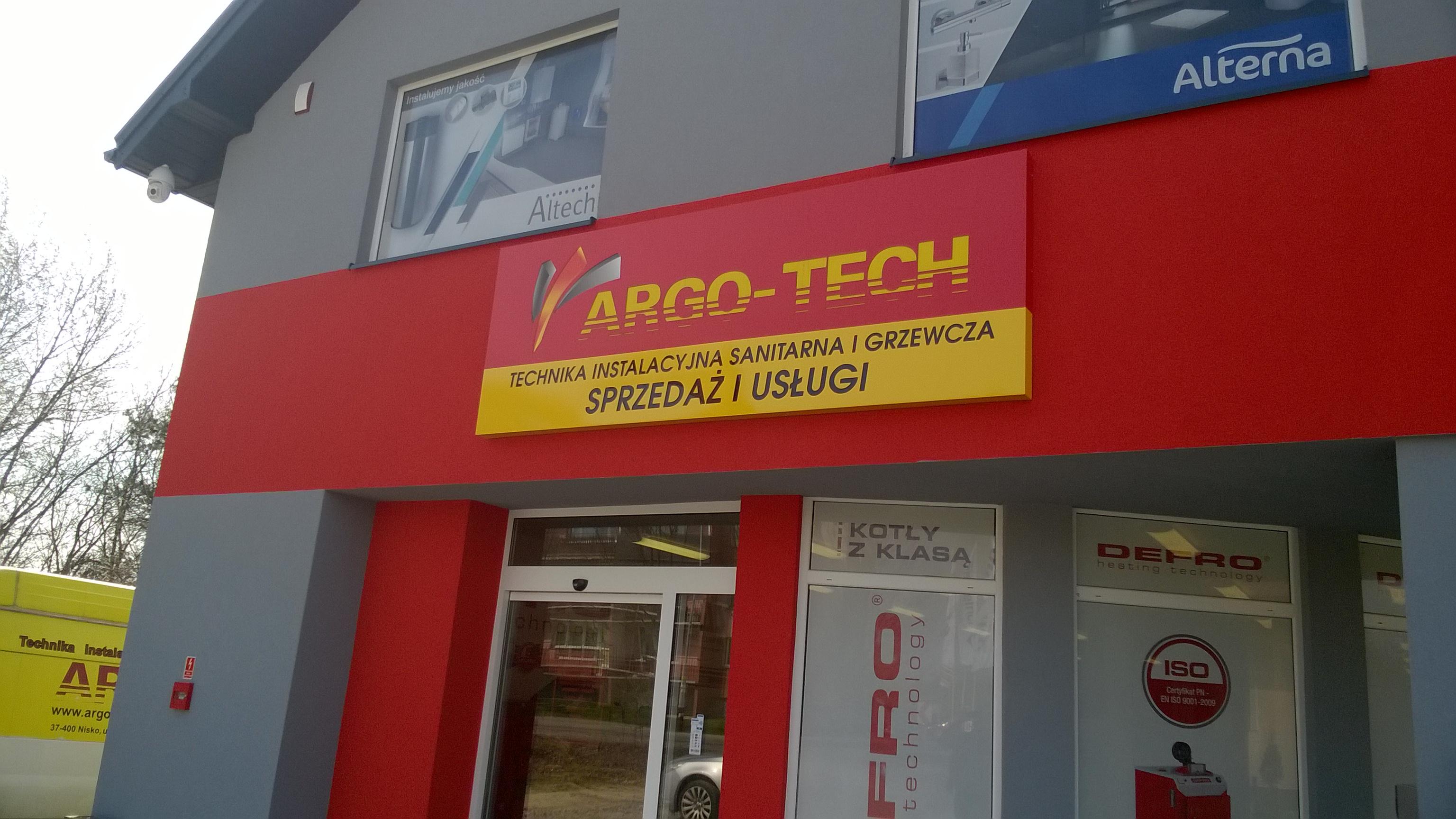 Monitoring sklepu ARGOTECH monitoring biłgoraj monitoring nisko monitoring janów lubelski monitoring kraśnik