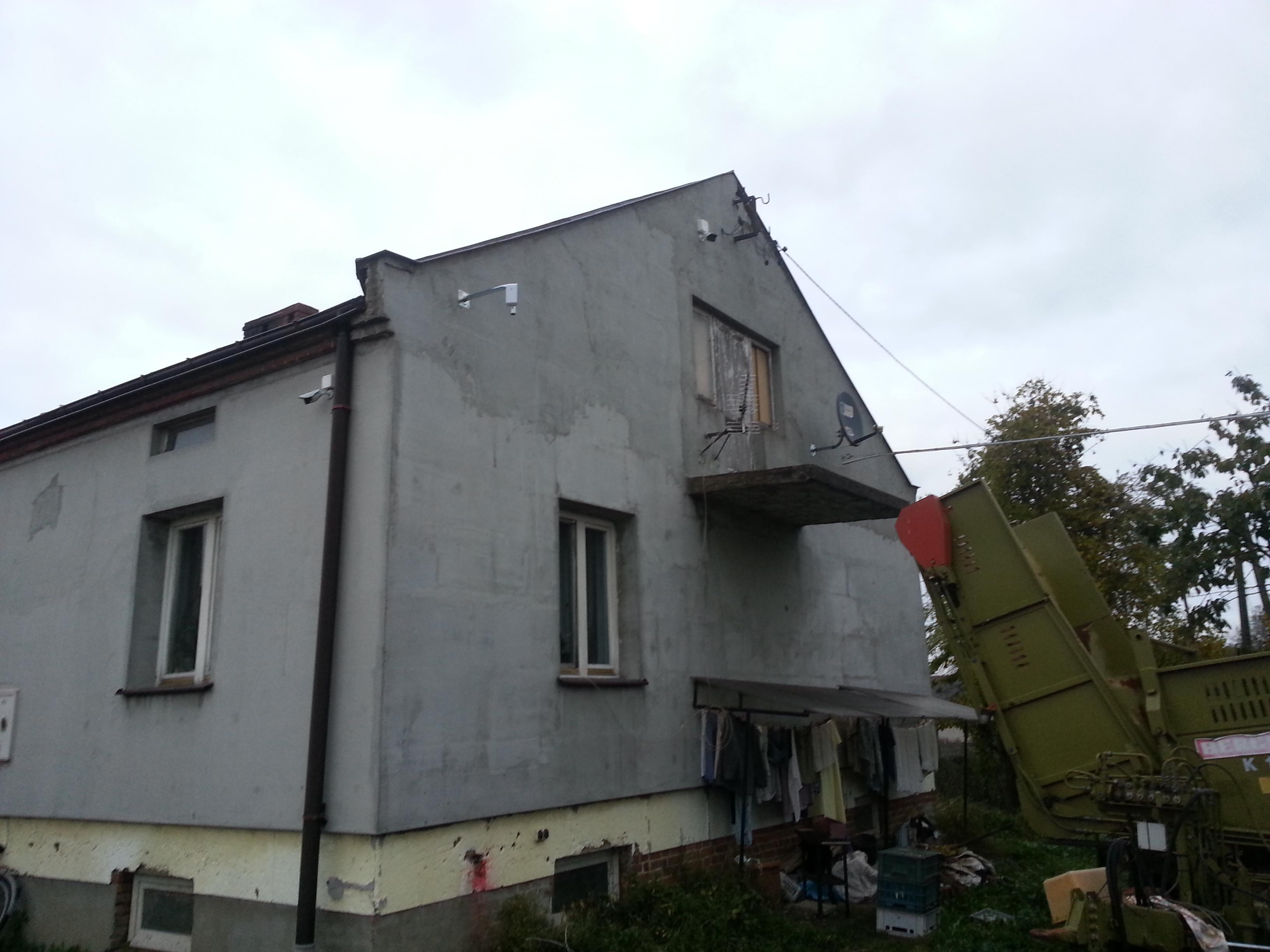 Monitoring Biłgoraj Wykonaliśmy monitoring gospodarstwa rolnego okolice Biłgoraj