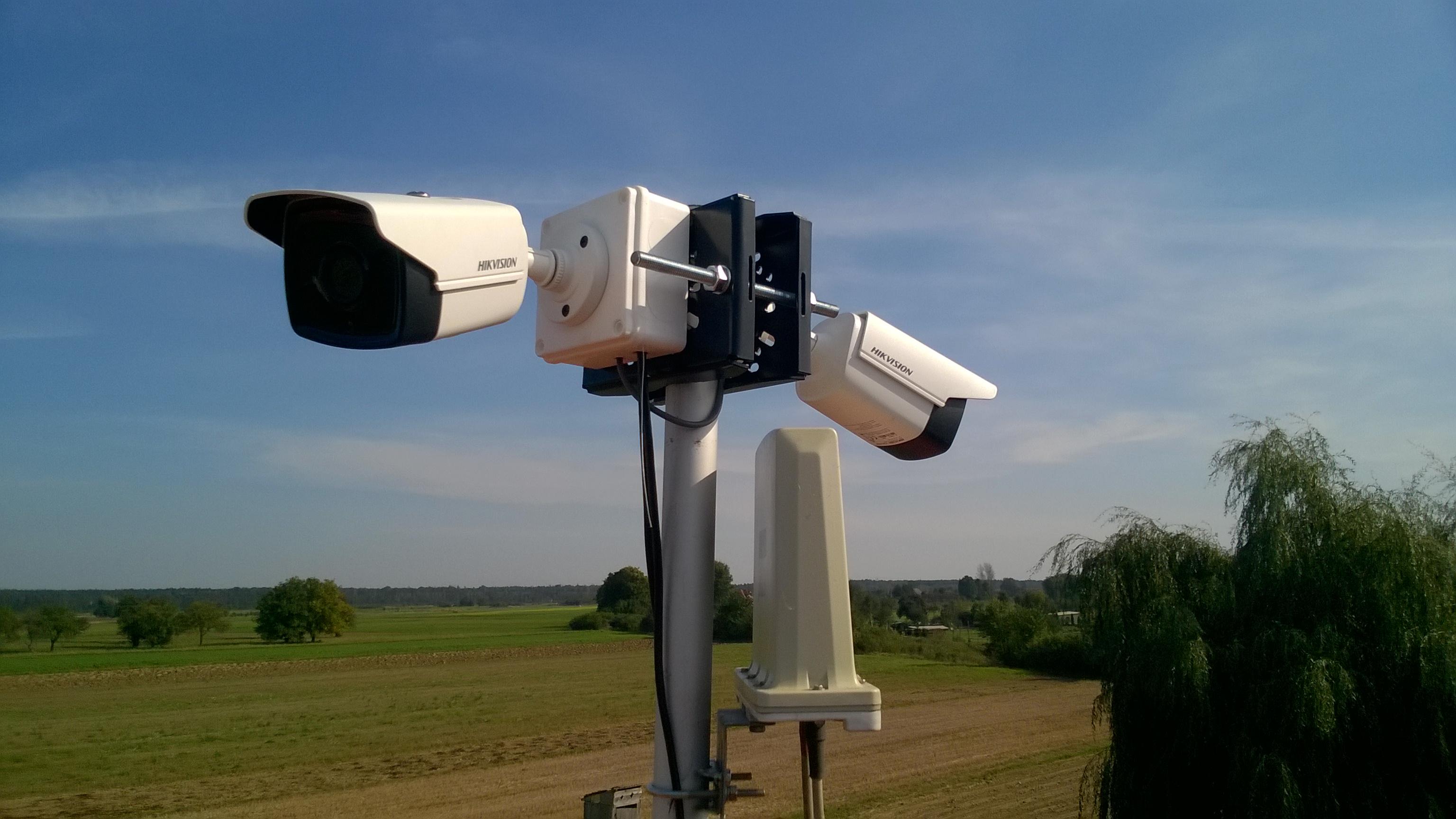 Instalacja monitoringu w domu jednorodzinnym Monitoring domu Stalowa Wola Biłgoraj Kraśnik Kolbuszowa Janów Lubelski Leżajsk