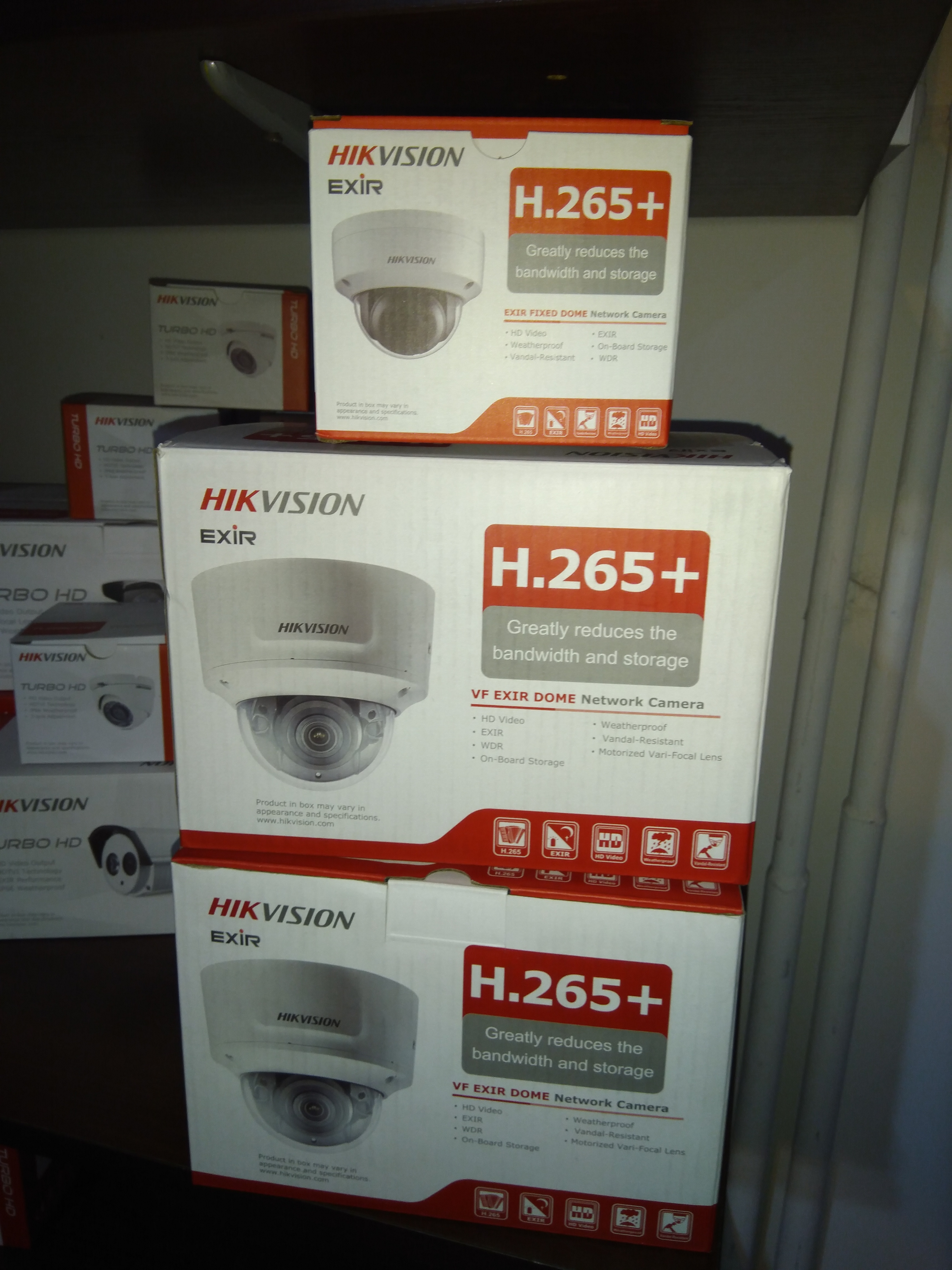 Monitoring domu jednorodzinnego - monitoring leżajsk monitoring hikvision
