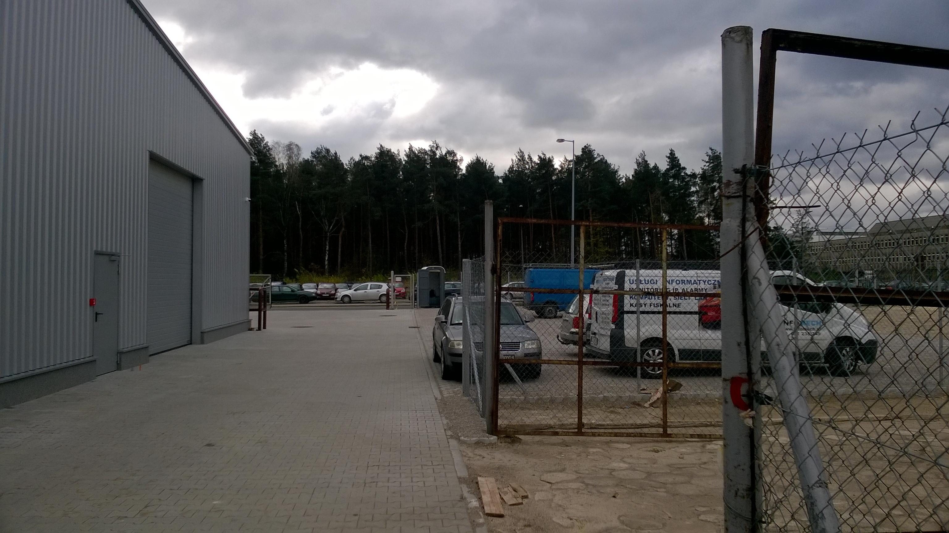 Monitoring fabryki POLTRA Kamery HIKVISION IP Monitoring produkcji stalowa wola kraśnik kolbuszowa