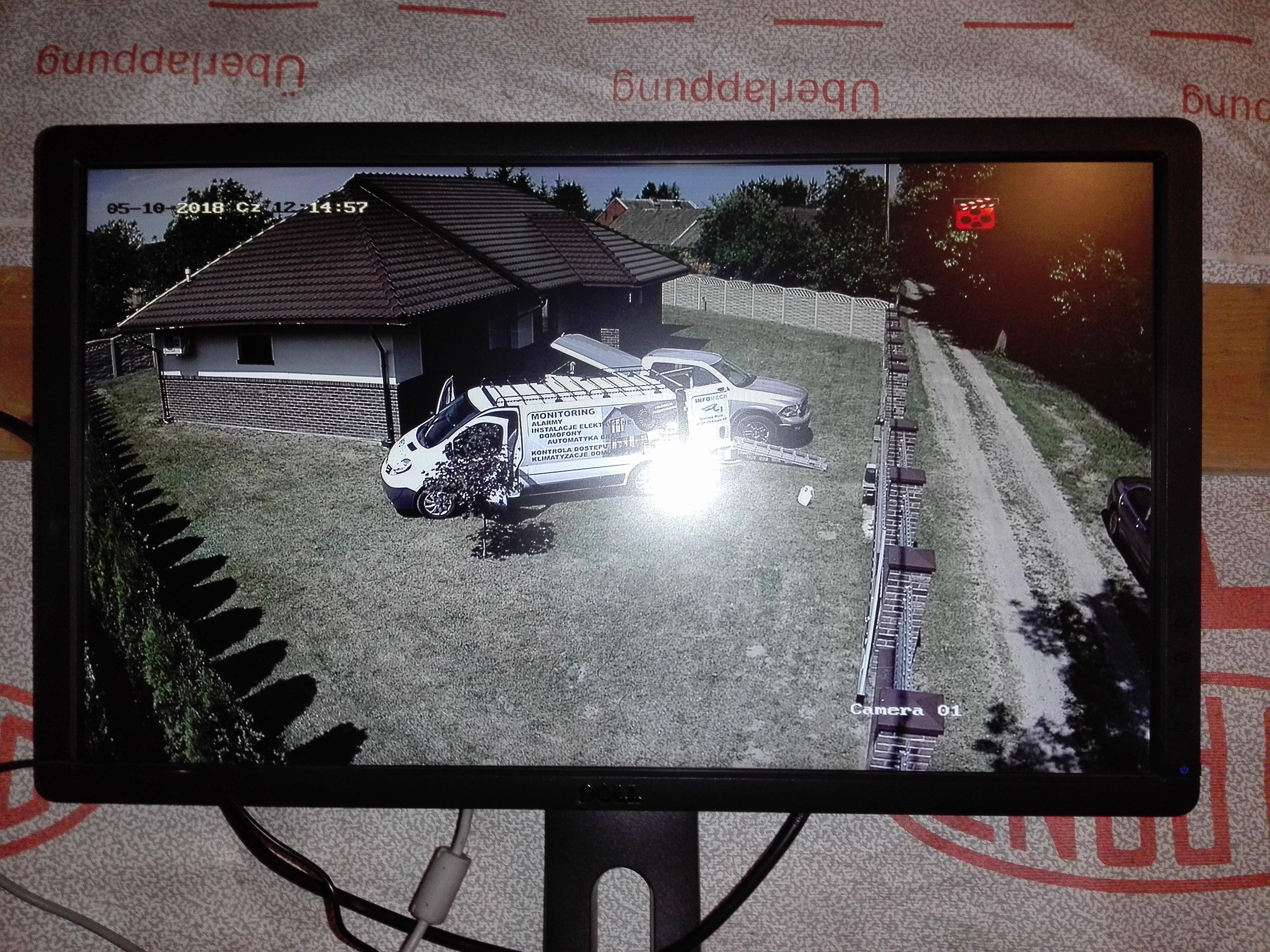 Monitoring posesji domku letniskowego - wykonujemy monitoring jeżowe kamień bojanów