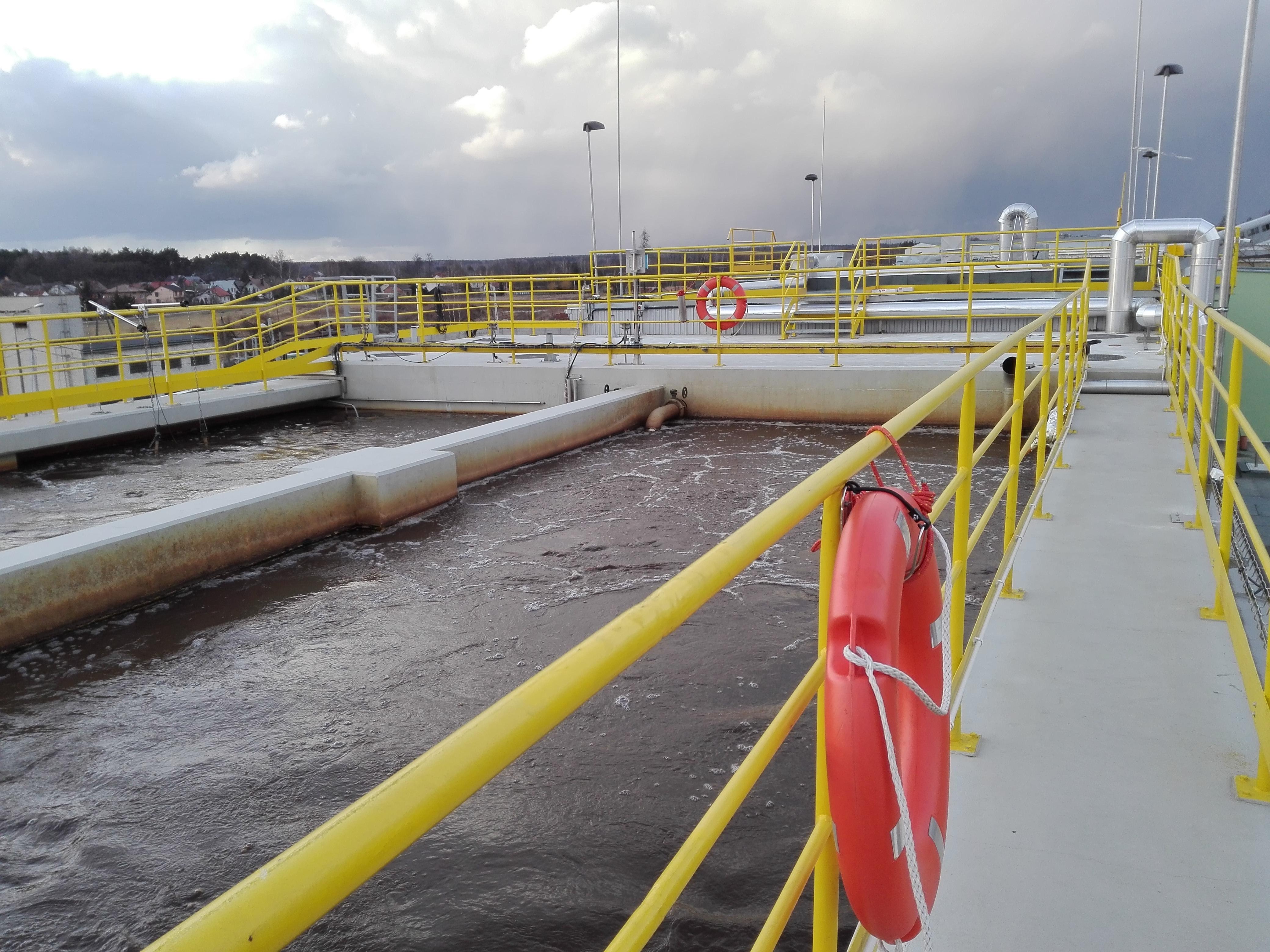 Wykonaliśmy monitoring oczyszczalni ścieków w Rudniku nad sanem - hikvision monitoring rudnik, monitoring leżajsk