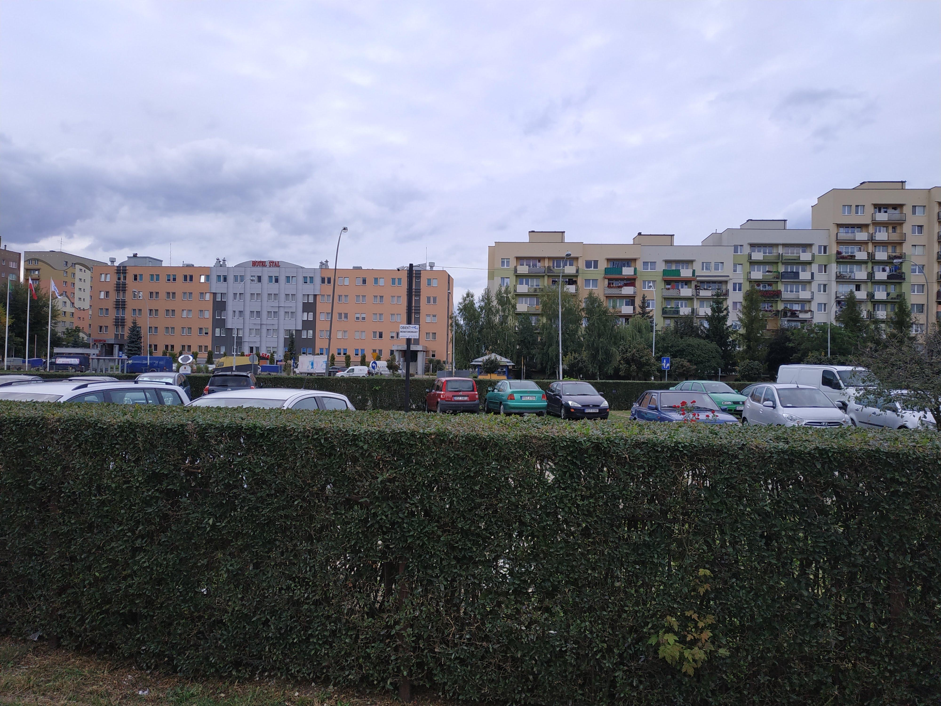Monitoring Parkingu - Stalowa Wola. Hikvision monitoring sandomierz monitoring tarnobrzeg
