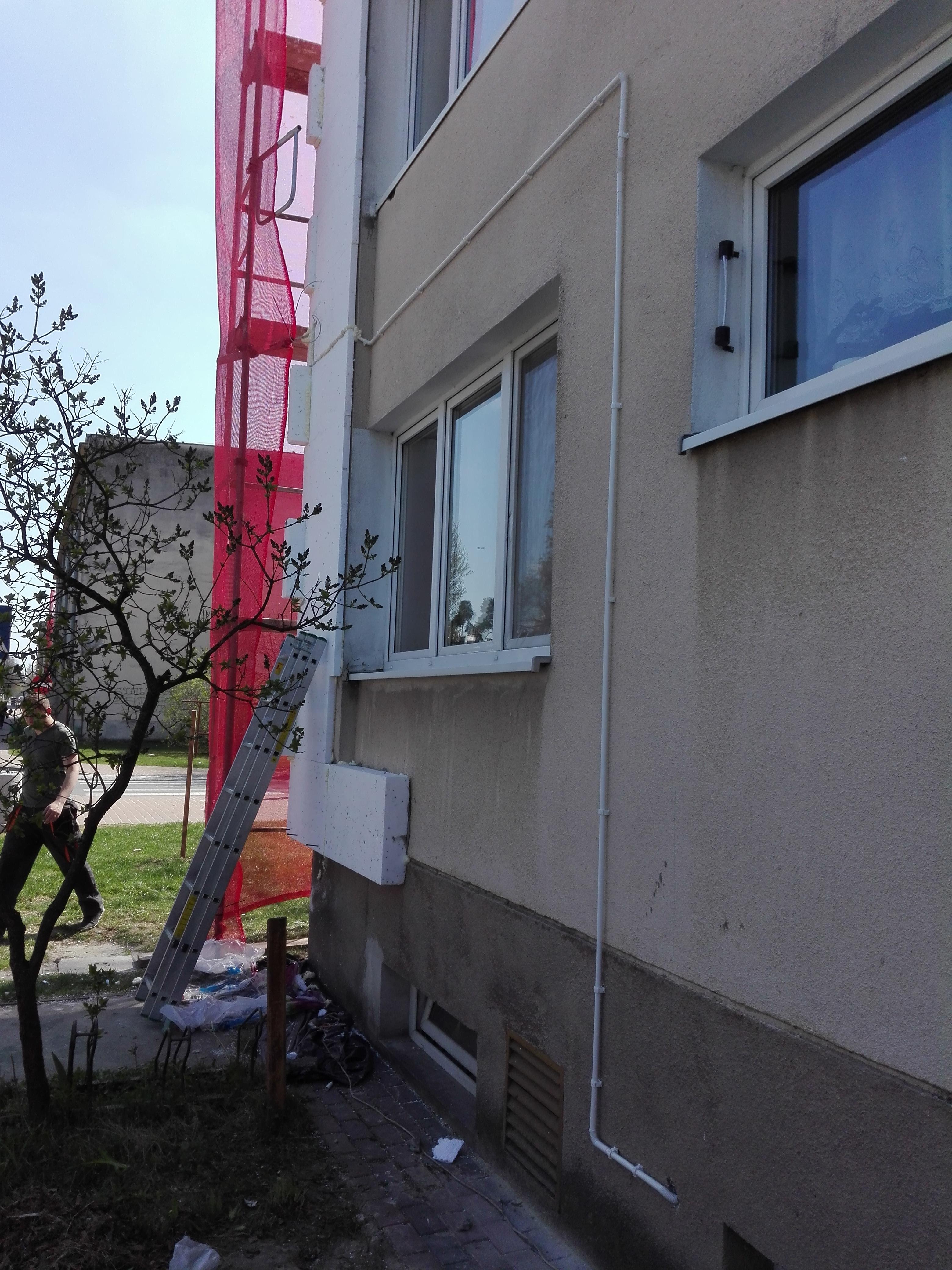 Monitoring Bloku mieszkalnego na osiedlu PCK Stalowa Wola