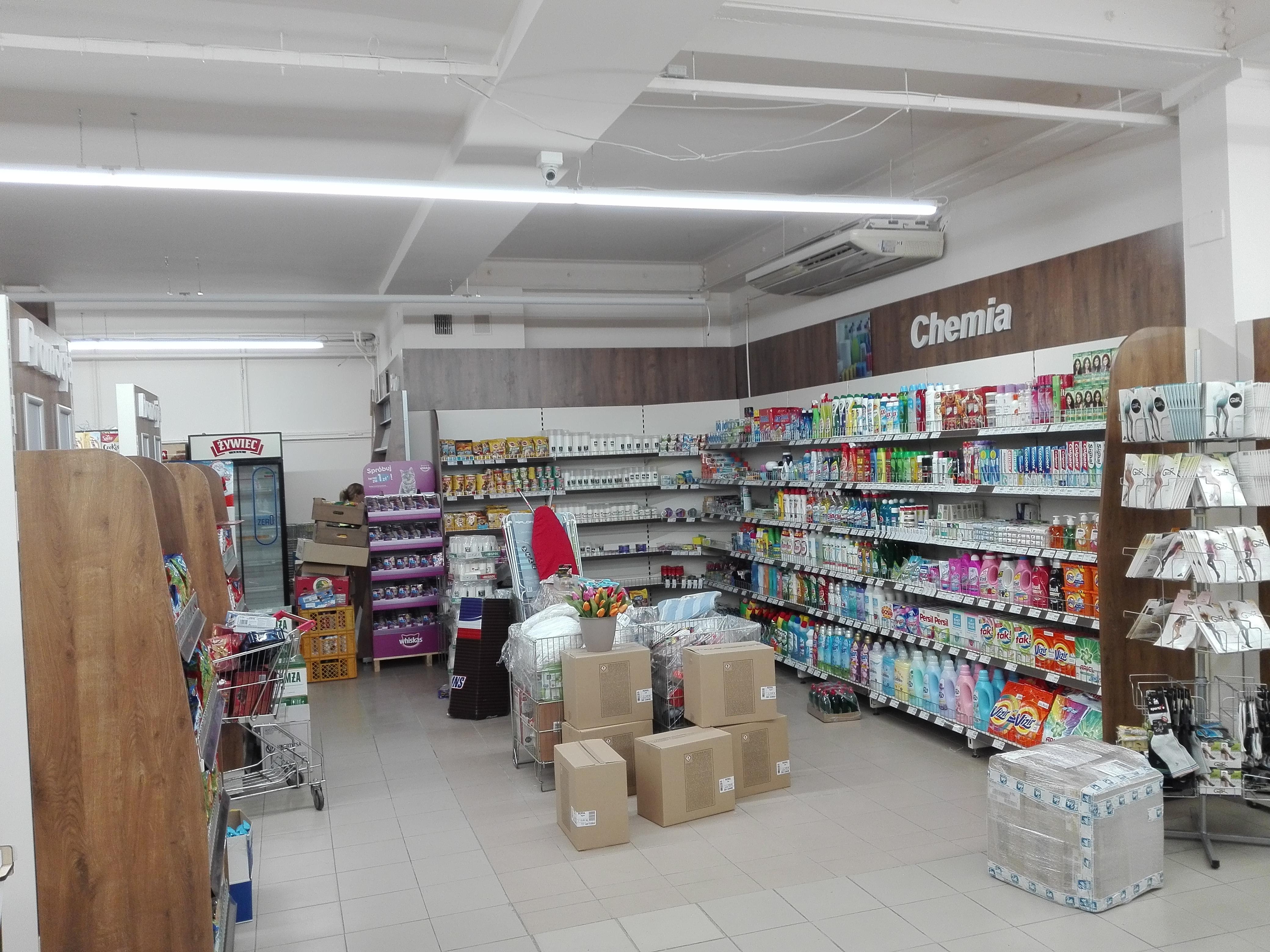 Wykonaliśmy kolejny monitoring sklepu ŻABKA w Stalowej Woli