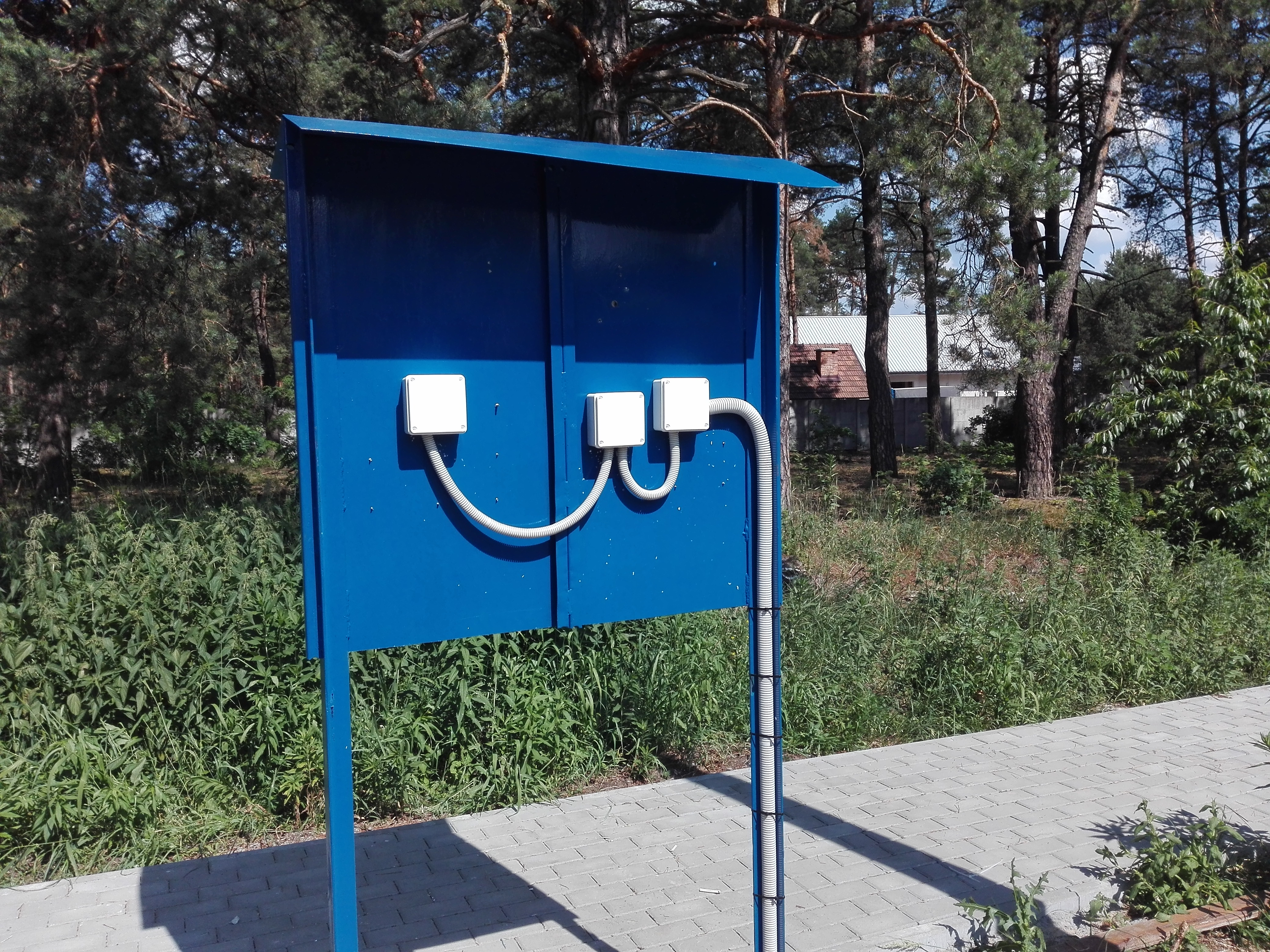 Wykonaliśmy system kontroli dostępu i RCP w firmie PINUS w Ulanowie