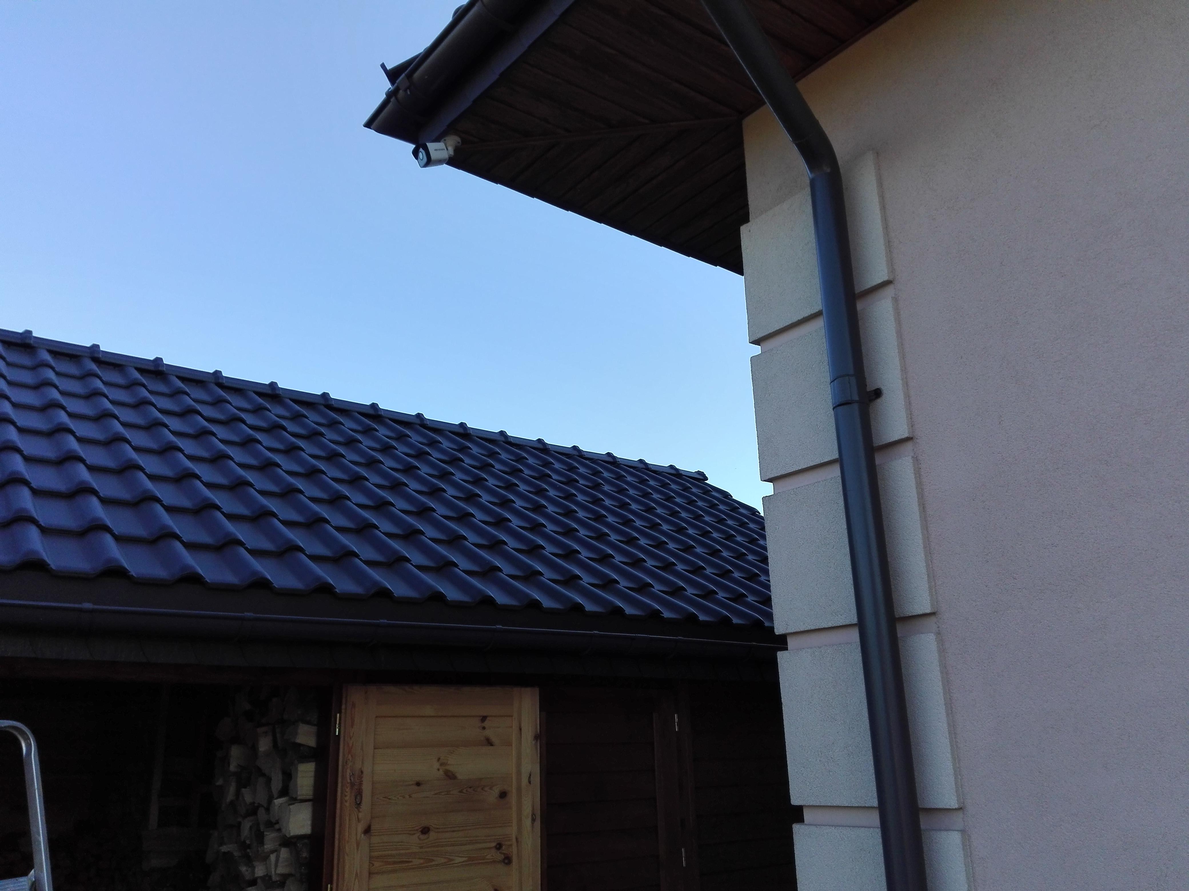 Monitoring domu jednorodzinnego monitoring posesji hikvision monitoring tarnobrzeg