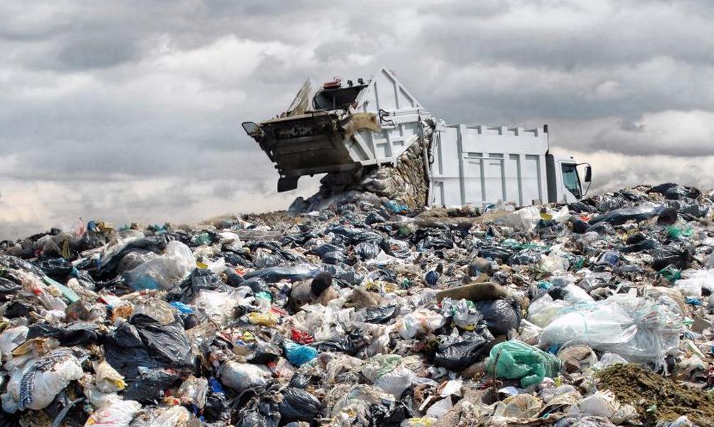 Monitoring wysypiska śmieci i odpadów przemysłowych, komunalnych