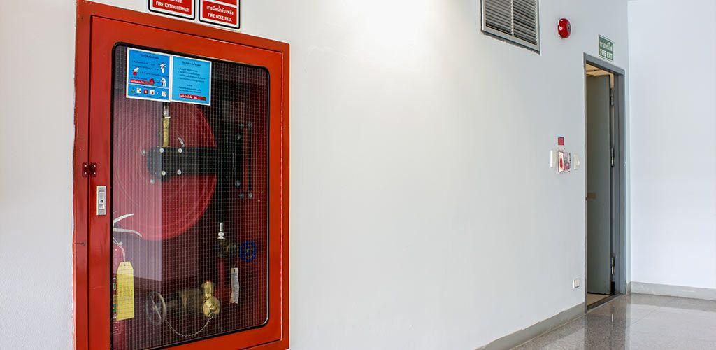 alarm pożarowy