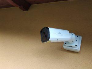monitoring IP Uniview OSP domostawa - bezpieczeństwo budynków