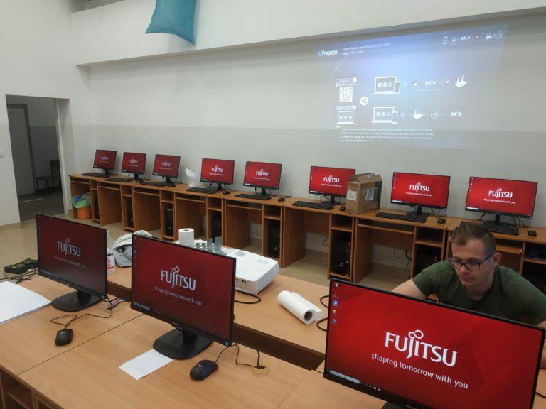 fujitsu komputery stalowa wola infomech 3