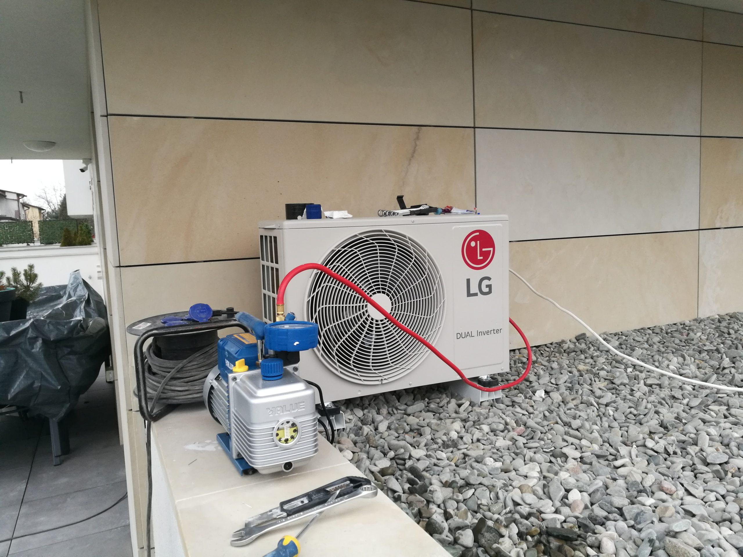 Kolejna instalacja klimatyzacji w Stalowej Woli