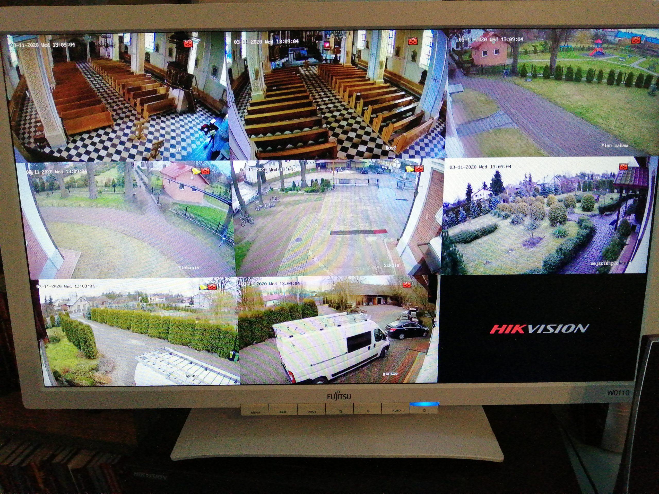 Monitoring Biłgoraj kolejna instalacja kamer w regionie 5