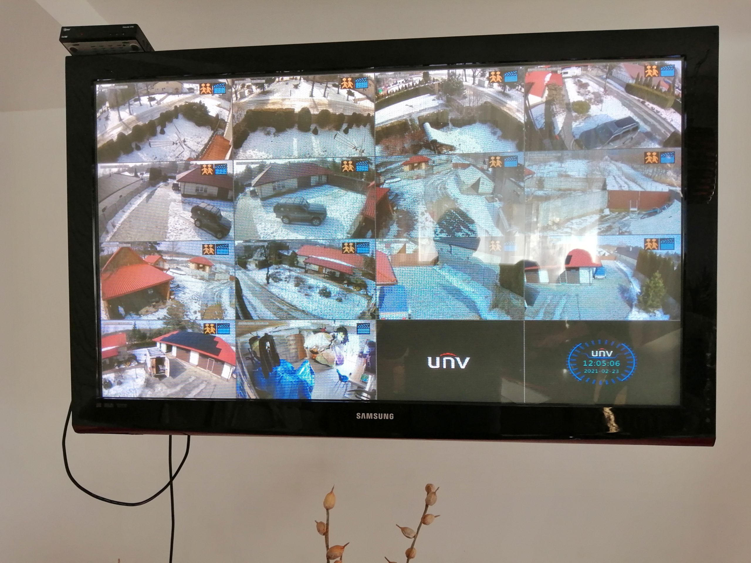 monitoring placu posesji sandomierz