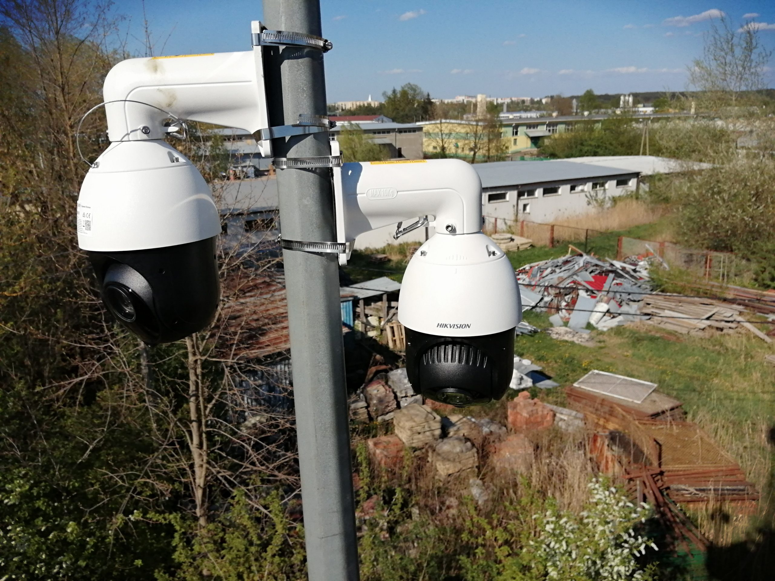 Wykonaliśmy monitoring IP w firmie DYLMEX Staszów
