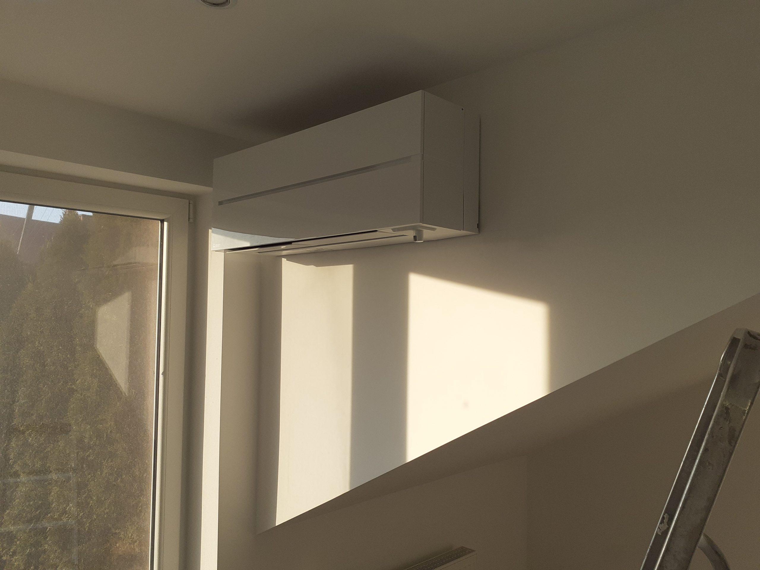 Montaż klimatyzacji dom jednorodzinny Kolbuszowa