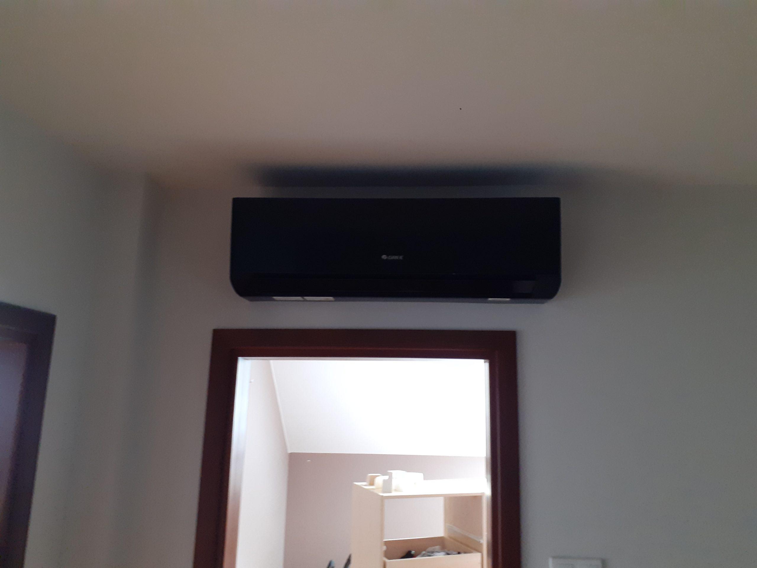 Klimatyzacja w domu jednorodzinnym Kraśnik