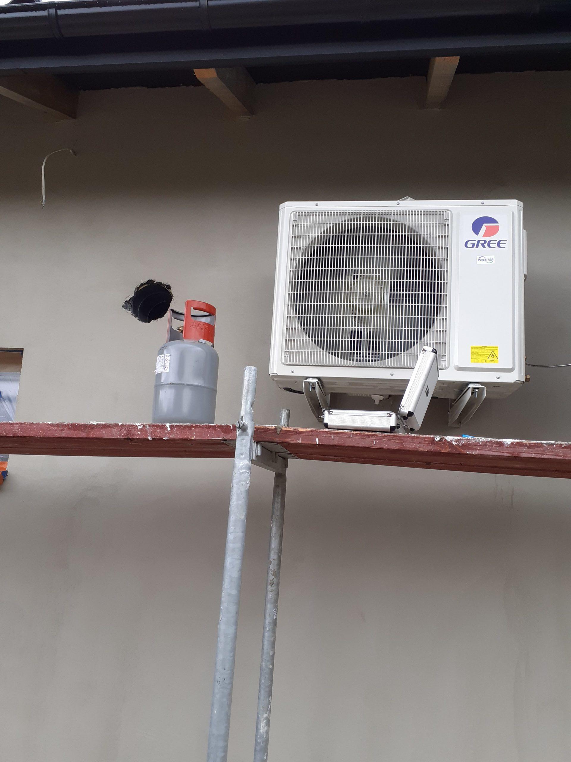 Klimatyzacja w mieście Sandomierz split AUX GREE
